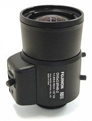 Объектив варифокальный Fujinon DV5x3.6R4B-2