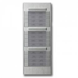 Панель расширения многоквартирного домофона Samsung SVE-0400
