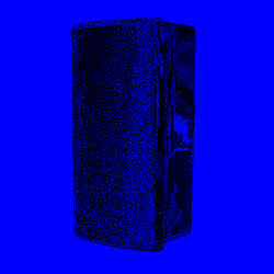 L-VOM20A/EN(С) Звуковая колонна в алюминиевом корпусе