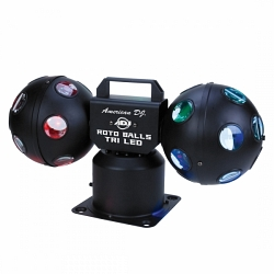 Светодиодный прибор American DJ Roto Balls Tri LED