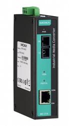Медиаконвертер Ethernet MOXA IMC-21A-M-SC