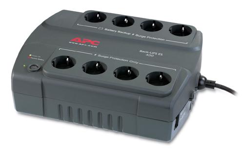 ИБП APC Back-UPS 400 (BE400-RS)