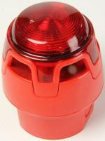 Звуковой оповещатель со световой индикацией System Sensor CWSS-RB-W7