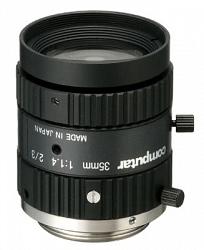 Мегапиксельный объектив с ручной диафрагмой  M3514-MP
