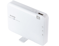 Карманный маршрутизатор D-Link DIR-506L