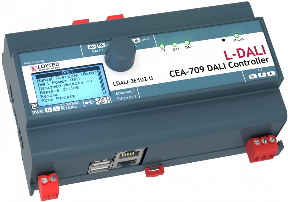 Контроллер LDALI-3E102