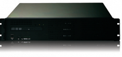 60 канальный IP видеорегистратор Lenel DVC-HD-D-A00-12-6T