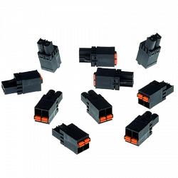 Разъем для низкого напряжения AXIS CONNECTOR A 2P5.08 STR 10PCS (5505-301)