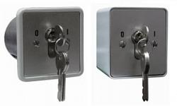 Переключатель с ключом Keyswitch Smartec ST-ES120SM