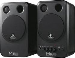 Звуковой монитор Behringer MS 16