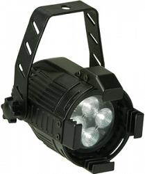 Прожектор Elation Opti PAR 16 LED 4x1W cw/25 black