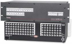 Ультраширокополосный матричный коммутатор Extron CrossPoint Ultra 128 HV