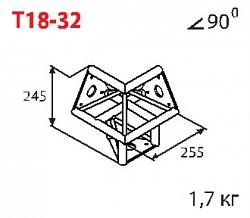 Стыковочный узел IMLIGHT T18-32