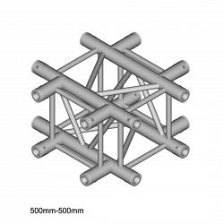Металлическая конструкция Dura Truss DT 34 C41-X  X-joint
