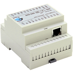 ACS-103-CE-DIN Контроллер СКУД