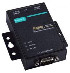 1-портовый преобразователь MOXA MGate MB3180