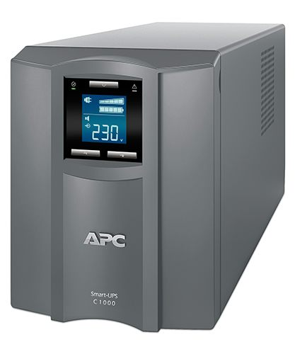 APC Источник бесперебойного питания SMC1000I-RS