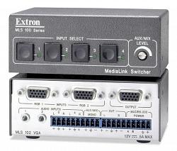 Компактный коммутатор Extron MLS 406