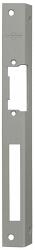 Запорная планка длинная угловая для защелок, цвет серый, левая. Smartec ST-SL111SP-L