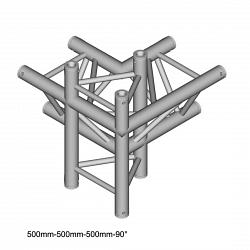 Металлическая конструкция Dura Truss DT 33 C45-LUD  90