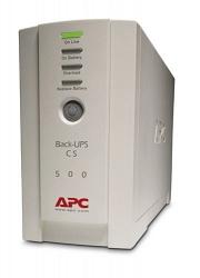 ИБП APC Back-UPS CS 500VA (BK500-RS)