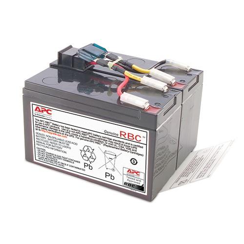 Сменный аккумуляторный картридж APC Battery replacement kit for SUA750I