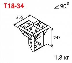 Стыковочный узел IMLIGHT T18-34