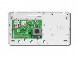 Прибор приемно-контрольный с контроллером ТМ Контакт GSM-9A под АКБ 1,2Ач