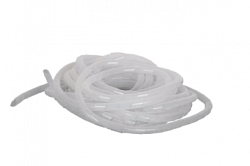 Лента NIKOMAX спиральная для организации и защиты кабельных пучков, диаметр 15мм NMC-SWB15-010-BK