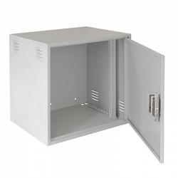 Настенный антивандальный шкаф NETLAN EC-WS-126045-GY
