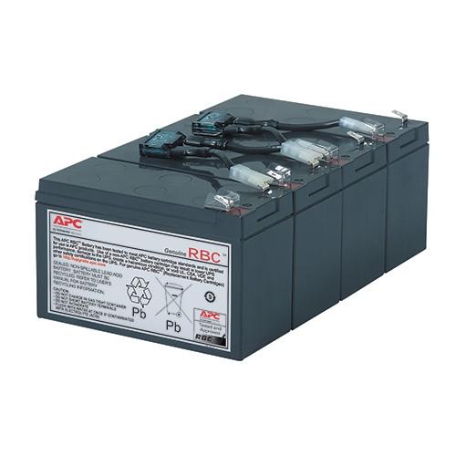 Сменный батарейный картридж APC №9 RBC9