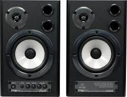 Звуковой монитор Behringer MS 40