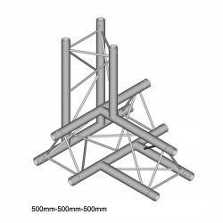 Металлическая конструкция Dura Truss DT 23 T42-DTD   T-joint + down