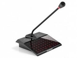 50-канальный селекторный пульт для систем СОУЭ и диспетчерской связи Stelberry S-1500