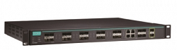 Управляемый Ethernet-коммутатор MOXA ICS-G7826A-20GSFP-4GTXSFP-2XG-HV-HV