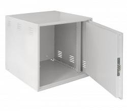 Настенный антивандальный шкаф NETLAN EC-WS-126060-GY