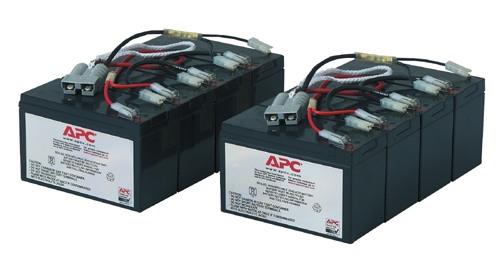 Сменный батарейный картридж APC №12 RBC12