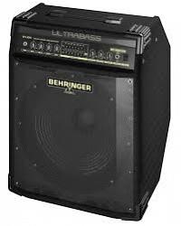 Звуковой усилитель Behringer BXL 3000