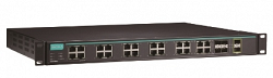 Управляемый Ethernet-коммутатор MOXA ICS-G7826A-4GTXSFP-2XG-HV-HV