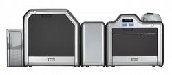 HDP5600 (300 DPI) DS LAM2 +Prox +13.56 +SIO. Принтер-кодировщик FARGO. HID 93295.