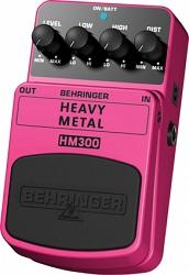 Педаль эффектов Behringer HM 300