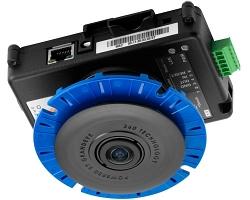 Купольная IP камера 360°Pelco EVO-12NCD