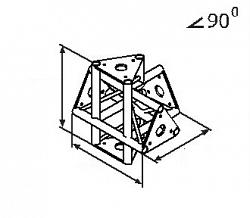 Стыковочный узел IMLIGHT T40/31-51