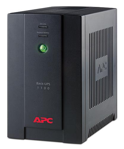 ИБП APC Back RS 1100VA BX1100CI-RS