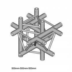 Металлическая конструкция Dura Truss DT 33 C61-XUD  X-joint + Up +