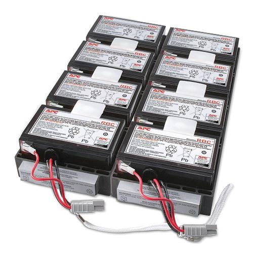 Сменный аккумуляторный картридж APC №26 RBC26