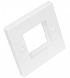 Настенная лицевая панель NIKOMAX NMC-PL86X86F