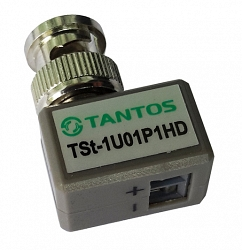 Приемник-передатчик HD-видео Tantos TSt-1U01P1HD