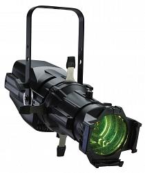 Прожектор ETC ColorSource Spot Light Engine w. Barrel, XLR, Black CE