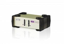 2 портовый KVM переключатель ATEN CS82U
